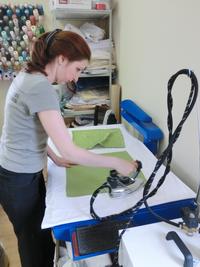 Пошив текстильных изделий на швейном производстве