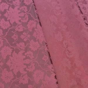 Ткань Мати 161004/1589 бордо цветочный узор
