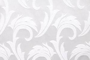 Скатерть овальная 260х150 010101/1625 Белая перья