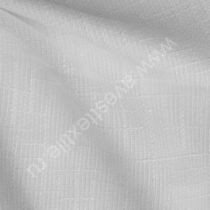NEW! Ткань Ричард 010101/1942 белая рогожка