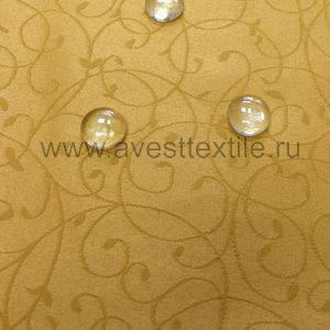 Ткань Ричард 040405/1812 золото мелкий завиток