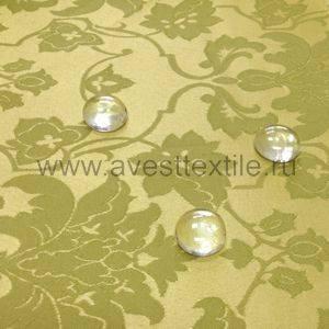 Ткань Ричард 030403+450504/1589 фисташка цветочный узор
