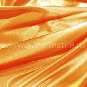 Ткань Бифлекс оранжевый