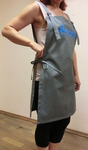 Фартук для уборщика с ВАШЕЙ вышивкой