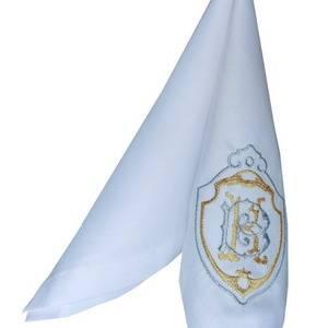 Вышивка логотипа Герб