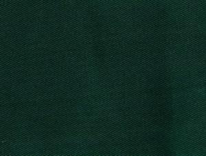Ткань Твил темно-зеленая
