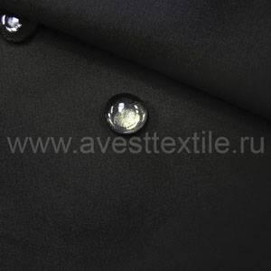 Ткань Грета черная