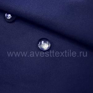 Ткань Грета темно-синяя
