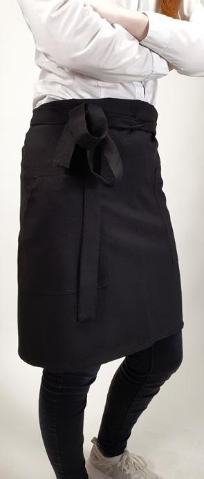 Фартук для официанта средний мод.047