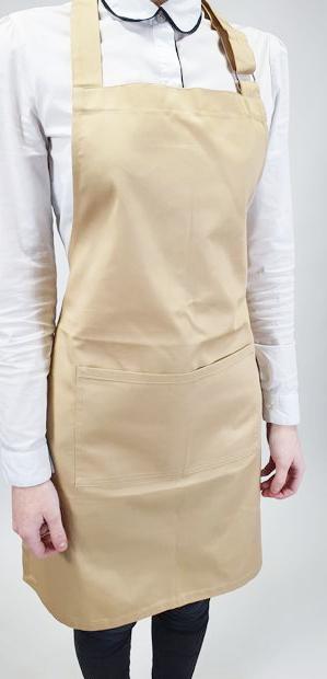 Фартук для официанта с грудкой мод.064