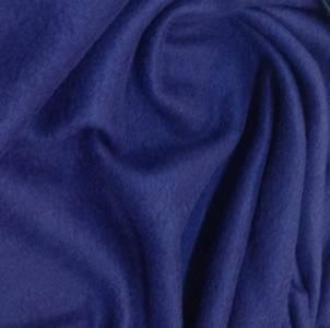 Плед флисовый 150х120см темно-синий