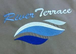 Вышивка River Terra
